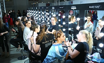 Весенний сезон Mercedes-Benz Fashion Week Russia прошел в столице